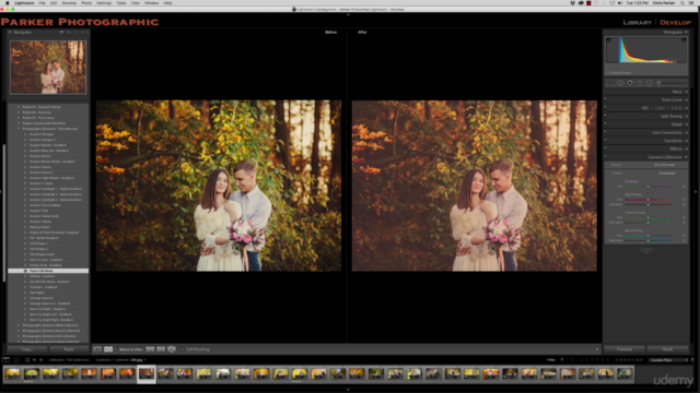 35 Lightroom Presets - That Will Transform Your Fall Photos