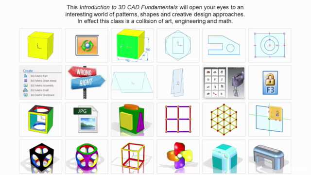 3D CAD Fundamentals with SIEMENS Solid Edge