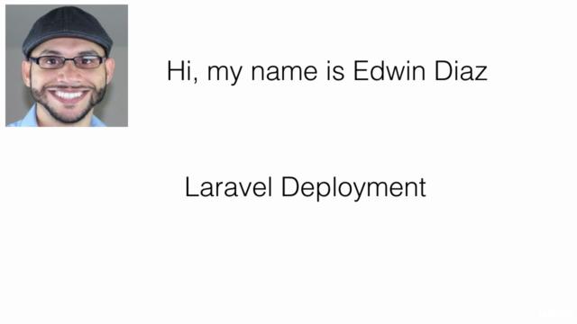 Laravel Deployment - Launch your Laravel Application Online